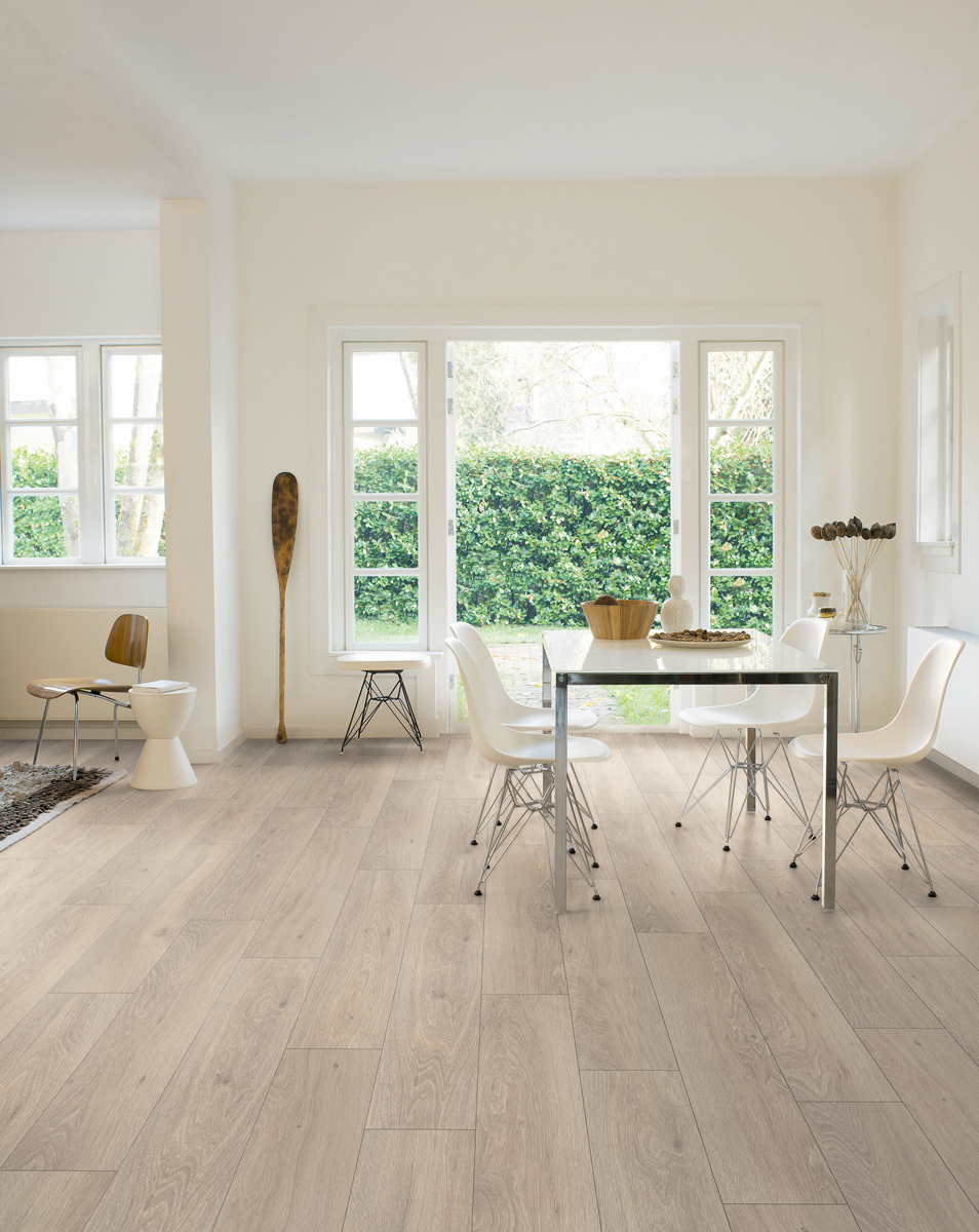 Quick Step Laminaat Classic CLM 1658 Moonlight Eik Licht 120×19